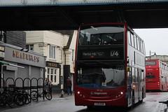 Stagecoach London - LX11 AZN (BigbusDutz) Tags: stagecoach london alexander dennis enviro 400 lx11 azn