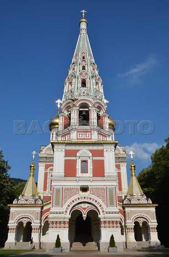 Shipka - Krisztus Szuletese orosz ortodox templom004