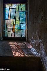 """""""Ich habe das Licht gesehen"""" ...... (Martin Drflinger) Tags: stwendel g6 fenster kirchenfenster hohenlohe"""