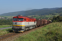 751035 Raztocno (Gridboy56) Tags: slovakia grumpy bardotky 751 751035 pn68321 novaky hornastubna raztocno railways railroad railfreight trains train locomotive locomotives diesel