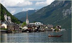 28. Mai 2016: In Hallstatt (Gertraud-Magdalena) Tags: frhling mai hallstatt hallstttersee see lake lago