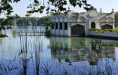 BANYOLES - REFLEXES (Joan Biarns) Tags: banyoles llac lago estany pladelestany paisatge paisaje panasonicfz1000 reflexes reflejos