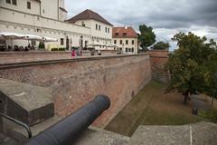 Spilberk Castle (Stephen P. Johnson) Tags: czechrepublic places brno czech republic brno201609180092 spilberg cast castle wall