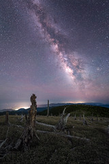 Deep sky (mt.moco) Tags: milkyway a7r2 sony sigma 20mm f14 focusstacking