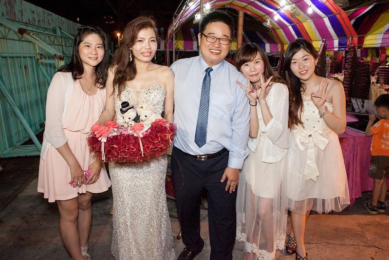 孟峰&梵齡 婚禮紀實-439