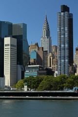 Chrysler Building (Roosevelt Island/NYC) (chedpics) Tags: newyork eastriver rooseveltisland