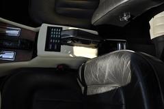 Daimler detail: 1980s car phone (Pim Stouten) Tags: arden british car auto wagen pkw vhicule macchina burgzelem