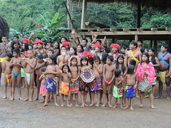 DSCN0978 (KaDresel) Tags: children landscape rainforest child chief panama embera villiage chieftan nativeboy nativewoman nativechief villiagelife nativemen emberaboy emberawomen emberavilliage nativevilliage