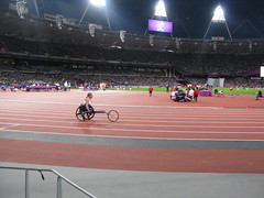 Hannah Cockcroft 2012 Olympic Games