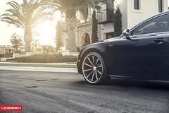Audi S7 - VVSCV1 (VossenWheels) Tags: black european euro wheels deep audi matte concave s7 machined vossen 20x105 vvscv1