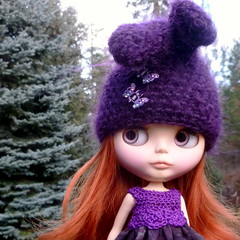 Blythe A Day ~Dec 13~ Outdoors