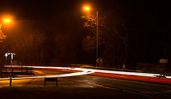 353/366 T-Junction - Explored 18/12/12 (Mark Seton) Tags: nightphotography night junction lighttrails dailyphoto tjunction pictureaday roadjunction project365 dailyphotograph project366352 project365181212