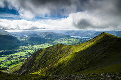 """Blencathra view South • <a style=""""font-size:0.8em;"""" href=""""https://www.flickr.com/photos/21540187@N07/8291998210/"""" target=""""_blank"""">View on Flickr</a>"""