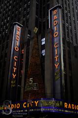 Festive NY Radio City Music Hall-7311 (Singing With Light) Tags: city nyc november ny festive photography pentax manhattan 2012 k5 jjp singingwithlight