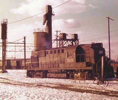Penn Central 7626 (CPShips) Tags: newark 1976 alco penncentral