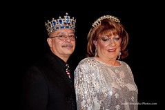 SnowBall 2012 KF Fred & QM Kandi (Imperial Court of the Rocky Mountain Empire (ICRME) Tags: elementsorganizer
