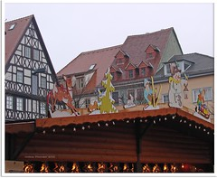Jena/Germany - Weihnachtsmarkt