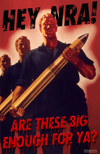Hey NRA! Are These Big Enough For Ya?