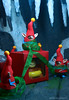 Hurry up, guys! (Toy Photography Addict) Tags: christmas toy toys dreamworks diorama happymeal elves northpole mcdonaldshappymeal toyphotography toydiorama clarkent78 jeffquillope riseoftheguardians 2012christmas toyphotographyaddict