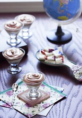 Yummy world O_o (HadeelAlhamid) Tags: food coffee photography chocolate cream hadeel    alhamid  hadeelalhamid