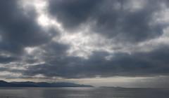 Blessing (Jacopo Marcovaldi) Tags: light sea sky italy cloud sun italia nuvole mare ombra cielo tuscany toscana sole luce follonica shaodw