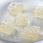 Champagne Jello Shots by 1 Fine Cookie thumbnail