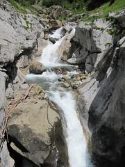 Cascada del Cinca, PN Ordesa. Huesca (Pirinesta) Tags: waterfall alpine geography montaa physical pirineos cascada geomorphology alpino saltodeagua physicalgeography highmountain geomorfologa hidrology hidrologa geografafsica
