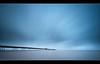 Old Ocean Blue (A-D-Jones) Tags: ocean blue sea seascape beach water clouds pier long 10 cyan stop southport expsoure