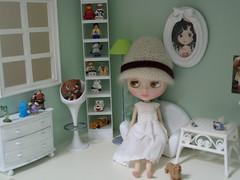 Eliette in White