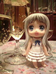 Happy New Year! (Les Kawaiis!) Tags: anime cute smile toy doll good manga company kawaii figure cava collectable meiko menma nendoroid
