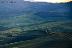 Val D'Orcia view from Pienza - Tuscany hills (Davide Rossi PhotoArtDesigne) Tags: sunset nature hills clay tuscany pienza valdorcia tuscan tuscanyhills tuscanhills reflectionoflight landscapeviews amiatamount tuscanyclay lightsandshadowsinthetuscanhills