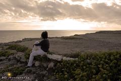 Volver a Soñar !! (Mari Solete) Tags: naturaleza amigos beach atardecer playa nostalgia sueños recuerdos menorca pensamientos ilusiones