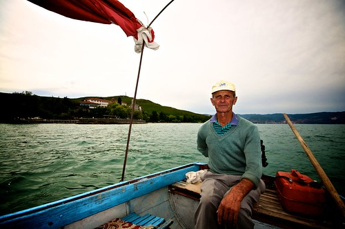 Ohrid tour guide