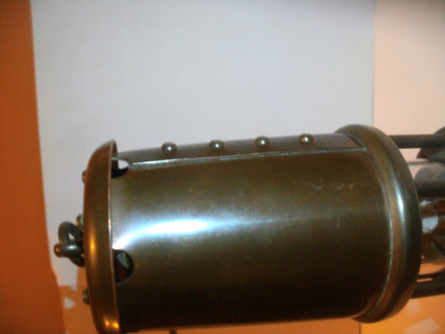 mining lamp side rivets