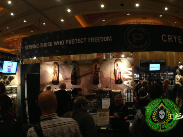 ITS Tactical SHOT Show 2013: Day 1 Live Coverage 043