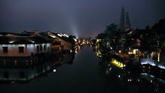 Wuzhen (1) (evan.chakroff) Tags: china canal wuzhen canaltown evanchakroff chakroff