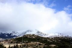 (the real duluoz) Tags: madrid snow nieve sierra nubes invierno montaa nube nieva