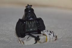 Darth Vader (MetalMouth Photos) Tags: macro canon dark movie starwars dof close lego sigma legos stormtrooper darthvader whatthehell closer skywalker t3i lordvader sigmalens thereitis