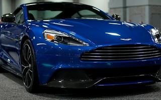 2013 Washington Auto Show - Lower Concourse - Aston Martin 1 by Judson Weinsheimer