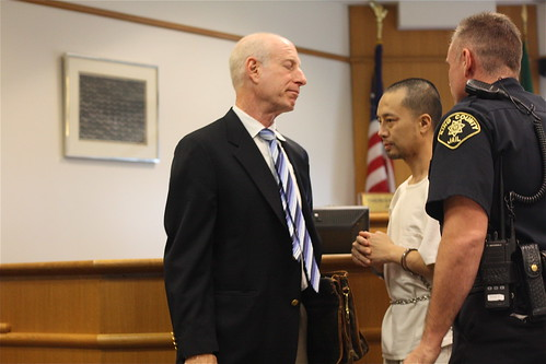 Chen appears in court to face First Hill murder ch