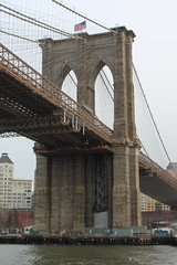 Brooklyn Bridge (Angelus359) Tags: nyc newyorkcity bridge cruise newyork ferry brooklyn manhattan sightseeing circleline circleline42