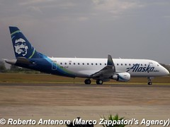 Embraer E-175 (E-170-200/LR) (Marco Zappatori's Agency) Tags: embraer e175 skywestairlines alaskaairlines prevf robertoantenore marcozappatorisagency