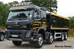 L.T. NICOL VOLVO FMX L77 LTN (denzil31) Tags: lt nicol volvo fmx strathpeffer general haulage tipper hire volvotruckandbus inverness 8x4 euro6