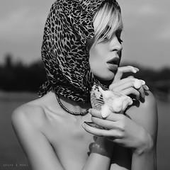 Summer Opium (Dasha and Mari) Tags: dashaandmari art artwork beauty blackandwhite gallery portrait woman sensual fashion fotografia fineart femme film fashionphotography french story square sweet style summer sexy white ritratto retro romance classic cinema conceptual city cream chic line look lady luxury love light lips portfolio skin model mediumformat magazine mood closeup cuerpo vogue vintage