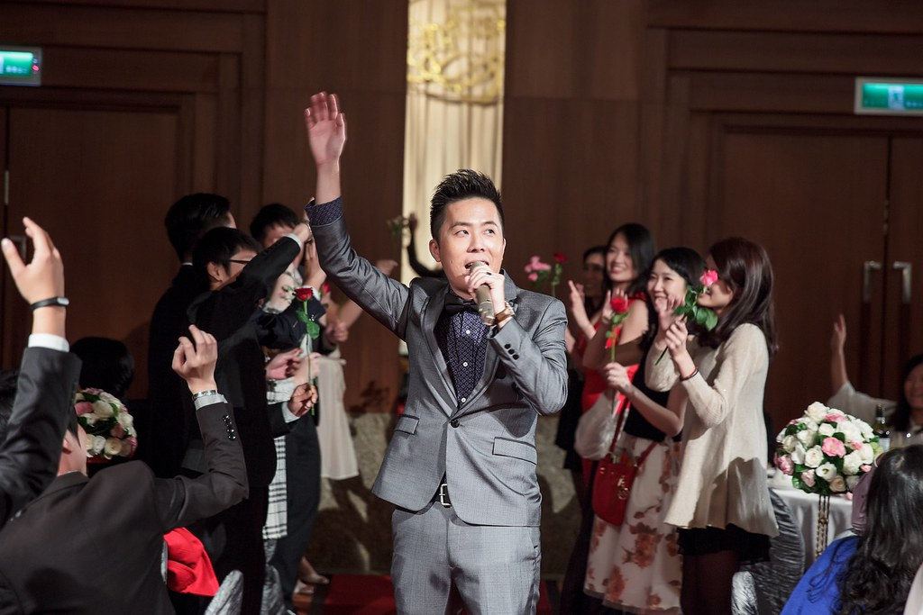 100台北遠企飯店婚禮紀錄