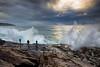 On the edge (FPL_2015) Tags: leefilter gnd09 canon1635f4lis canon6d landscape southcurlcurl northernbeaches sydney australia sunrise rocks ocean water seascape