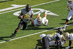 Touchdown Oregon (C.P. Kirkie) Tags: oregonducks oregonducksfootball oregonfootball duckfootball ducks collegefootball ncaacollegefootball autzenstadium roycefreeman