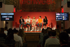 _19A1913 (TechweekInc) Tags: techweek event 2016 startup technology tw innovation toronto tech to fest canada attendees festival berkeley church entrepreneurial journey sheetal maya nanda law group canadian counsel markus latzel palomino allen lau wattpad caitlin macgregor plum yoav schwartz uberflip entrepreneur moderators summit