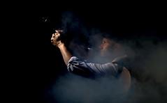 (Donald Palansky Photography) Tags: sony alpha me guns smoke fog sonyslta99v 50mmf14 shoot