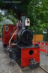 LM44 at Stradbally, 30/7/16 (hurricanemk1c) Tags: railways railway train trains ireland industrialrailway narrowgauge stradbally stradballywoodlandsrailway 2016 lm44 bórdnamóna irishturfboard steamloco andrewbarclay clonsatworks